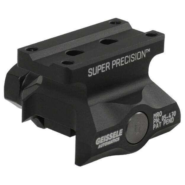 Geissele Super Precision MRO Lower 1/3 Mount - Black