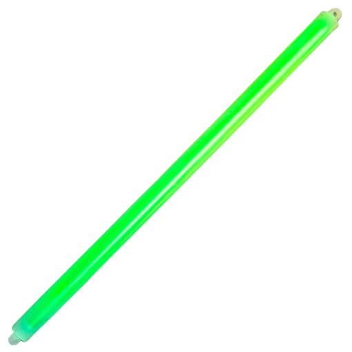 "Cyalume Technologies 12HR 15"" ChemLight w/Ring End - Green"