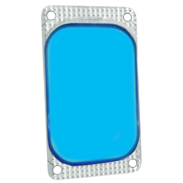 Cyalume Technologies 10HR VisiPad ID & Marking Emitter - Blue 25 Per Pack