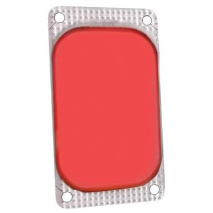 Cyalume Technologies 10HR VisiPad ID & Marking Emitter - Red 25 Per Pack