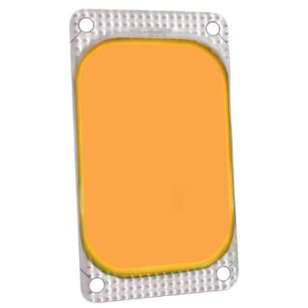Cyalume Technologies 10HR VisiPad ID & Marking Emitter - Orange 25 Per Pack
