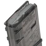 ETS AR15 30rd Non Coupled Magazine - Translucent Smoke