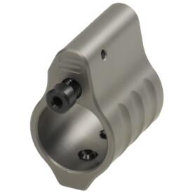 SLR Rifleworks .625 Titanium Sentry Adjustable Gas Block - Set Screw