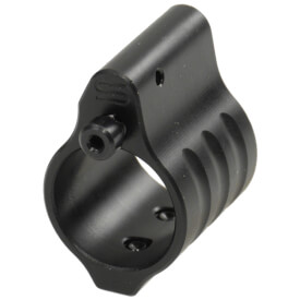 SLR Rifleworks .750 Melonite Sentry Adjustable Gas Block - Set Screw
