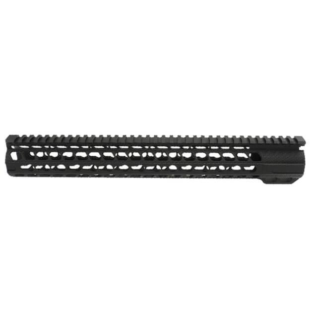 "SLR Rifleworks 15"" Solo Lite High 308 KeyMod Handguard"