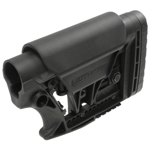 Luth-AR MBA-3 Stock Assembly - Black