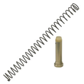 Geissele Super 42 Braided Wire Buffer & Spring Combo (H1)