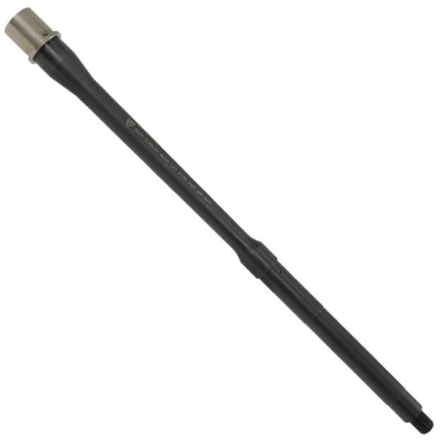 "DSG Duty Series 16"" 5.56mm 4150CMV Barrel - Mid-length Gas - 1:7 Twist - QPQ Coated - MPI/HPT"