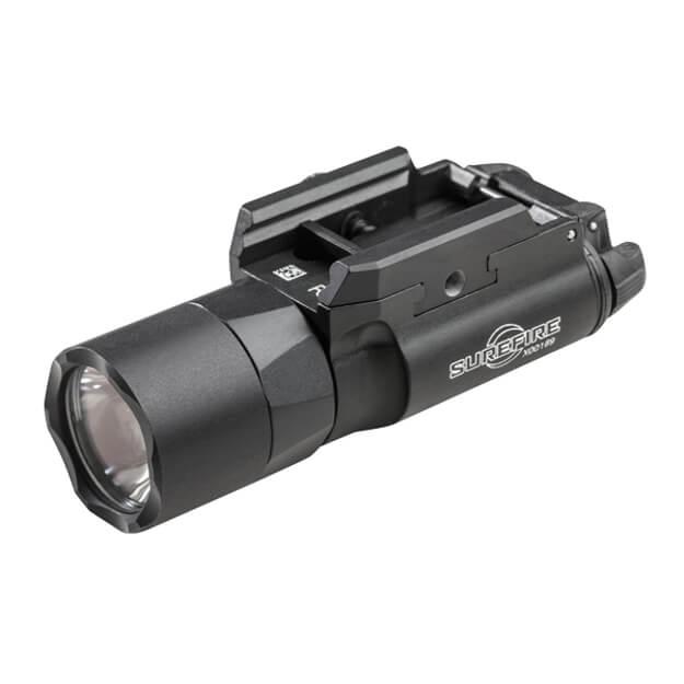 Surefire X300U-B Ultra LED Weaponlight 1,000 Lumens - T-Slot Rail - Black