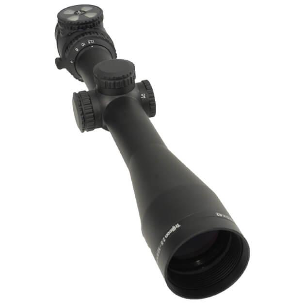 Trijicon AccuPoint 2.5-12.5x42 Riflescope Mil-Dot crosshair w/ Green Dot - 30mm tube