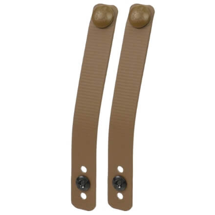 "CDC Holster 2x Flexible Belt Loop Assembly 1.75"" - E2 Tan"