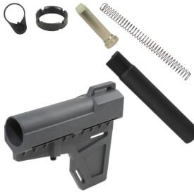KAK Industry Shockwave Blade Pistol Stabilizer Kit - Grey