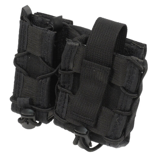 High Speed Gear Belt Mounted LEO Taco - Black