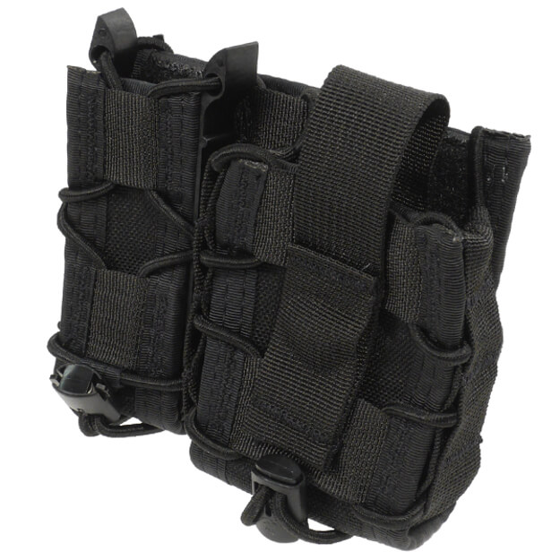 High Speed Gear MOLLE Mount LEO Taco - Black