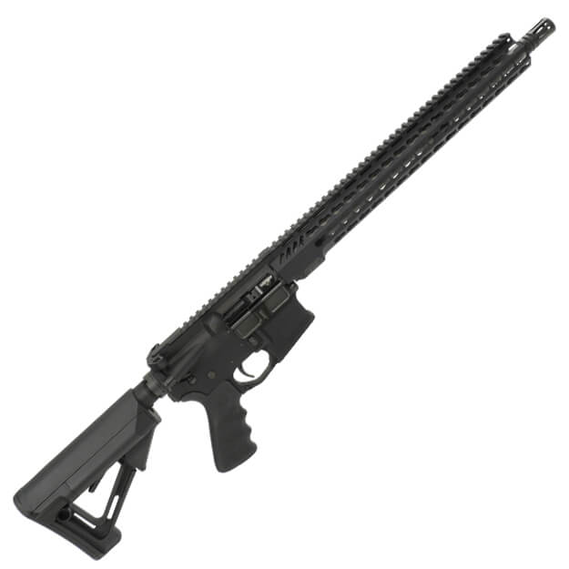 "Tac Pro 5.56 Patrol Carbine w/ 16"" Midlength Stainless Barrel w/ Raptor CH- No Sights"