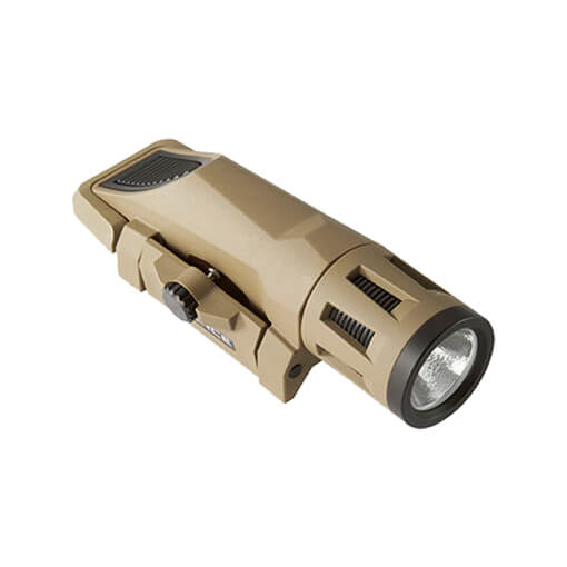 Inforce WML Weapon Light with IR Flat Dark Earth Body White Light - Gen 2
