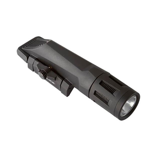 Inforce WMLX Weapon Light Black Body White Light Strobe - Gen 2