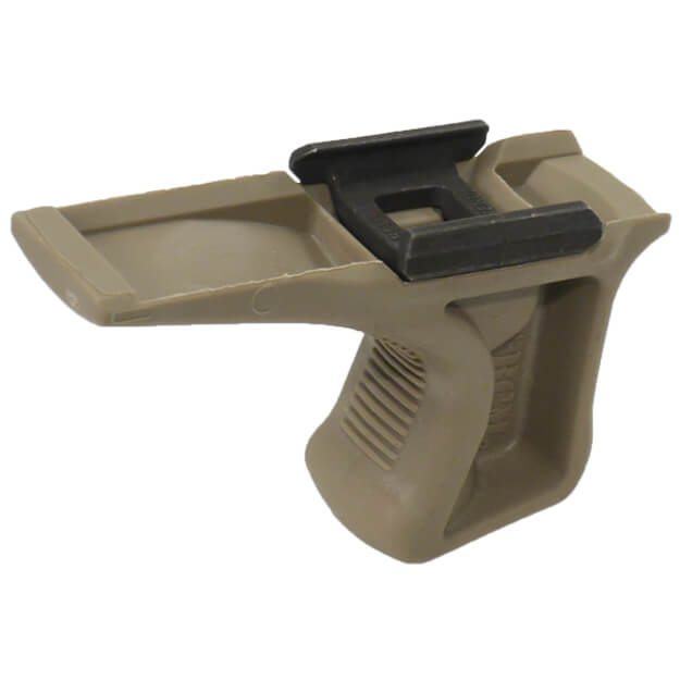 BCM Gunfighter Kinesthetic Angled Grip - Picatinny - Flat Dark Earth