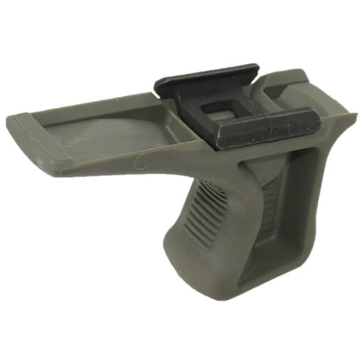 BCM Gunfighter Kinesthetic Angled Grip - Picatinny - Foliage Green