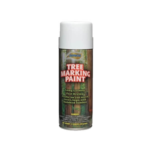 Tree Marking Spray Paint - White