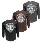 DSG Cigar Co. Lightning Long Sleeve T-Shirt