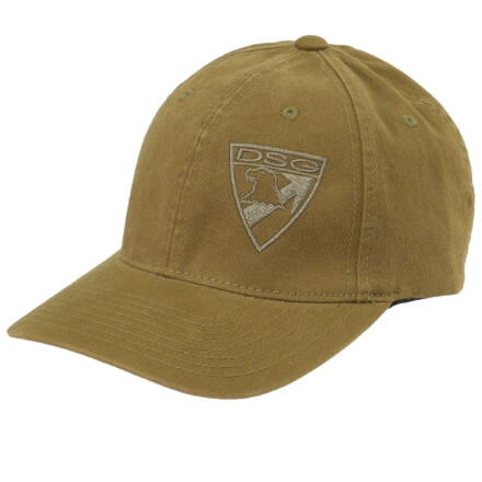 DSG Dashboard Flex Fit Cap - Loden Green w/ Green Logo