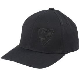 DSG Shadow Flex Fit Cap - Black/Black