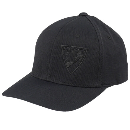 DSG Shadow Flex Fit Cap - Black/Black