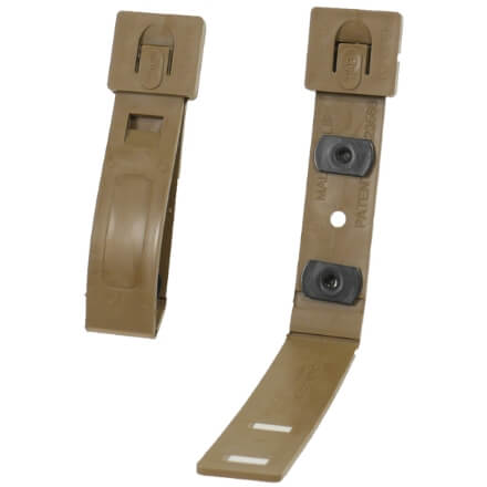 Molle Clip Assembly - E2 Tan
