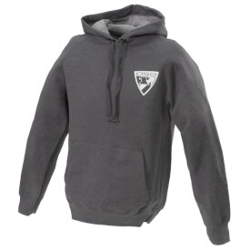 DSG Pullover Hoodie - Charcoal Heather