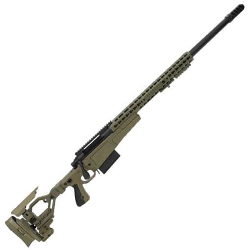 "Prometheus 338 Lapua Mag 26"" Barrel Bolt Action Rifle - Stryker Ridge Action w/ AIAX Chassis"