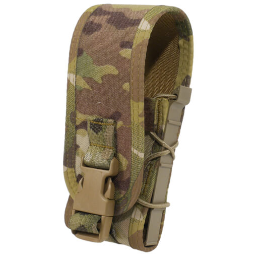 High Speed Gear Belt Mounted Rifle Taco w/ Snap Cover - Multicam