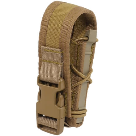 High Speed Gear Pistol Taco w/ Snap Cover - Coyote Brown