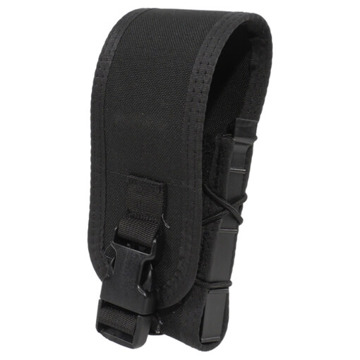 High Speed Gear Rifle Taco w/ Snap Cover - Black