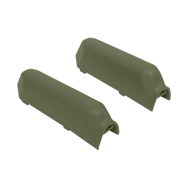 "MAGPUL SGA Low Cheek Riser Kit .25"" & .50"" - Olive Drab Green"