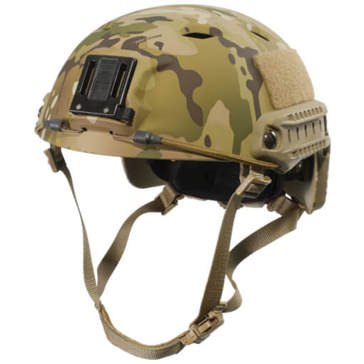 Ops-Core FAST High Cut Bump Large/X-Large Helmet w/ EPP Padding & OCC Dial - Multicam