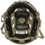 Ops-Core FAST High Cut Bump Large/X-Large Helmet w/ EPP Padding & OCC Dial - Multicam