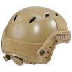Ops-Core FAST High Cut Bump Medium/Large Helmet w/ EPP Padding & OCC Dial - Urban Tan