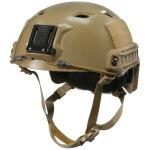 Ops-Core FAST High Cut Bump Large/X-Large Helmet w/ EPP Padding & OCC Dial - Urban Tan