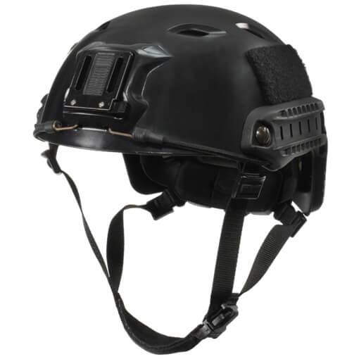 Ops-Core FAST High Cut Bump Large/X-Large Helmet w/ EPP Padding & OCC Dial - Black
