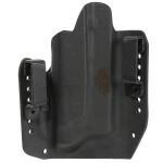 """Alpha Holster 1911 5"""" w/TLR1 Left Hand - Black"""