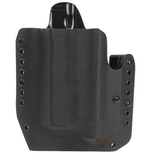 Alpha Holster HK VP9 w/XC1 Left Hand - Black