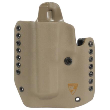 Alpha Holster HK VP9 Left Hand - E2 Tan