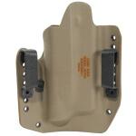 Alpha Holster S&W M&P C 9/40 Left Hand - E2 Tan