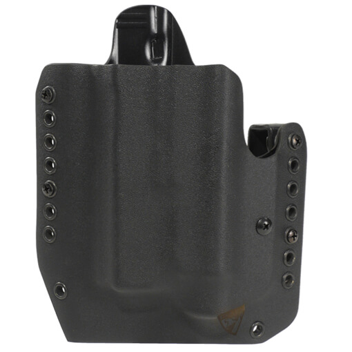 Alpha Holster S&W M&P Shield w/TLR6 Left Hand - Black