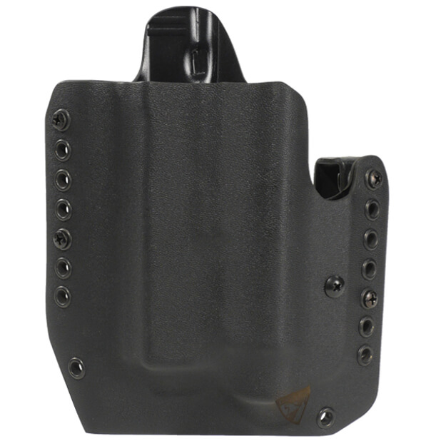 Alpha Holster S&W M&P Shield w/TLR6 Left Hand - Black