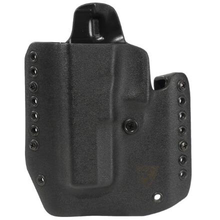 Alpha Holster SIG P320C / P320 SUB Left Hand - Black