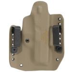 Alpha Holster SIG P320C / P320 SUB Left Hand - E2 Tan