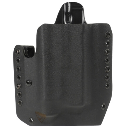 Alpha Holster Glock 17/19/22/23/31/32/47 w/TLR1 Right Hand - Black