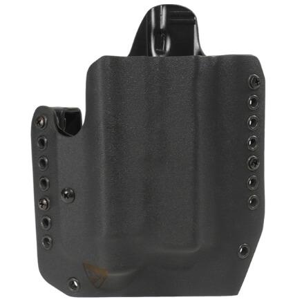 Alpha Holster Glock 17/19/22/23/31/32/47 w/X300U Right Hand - Black